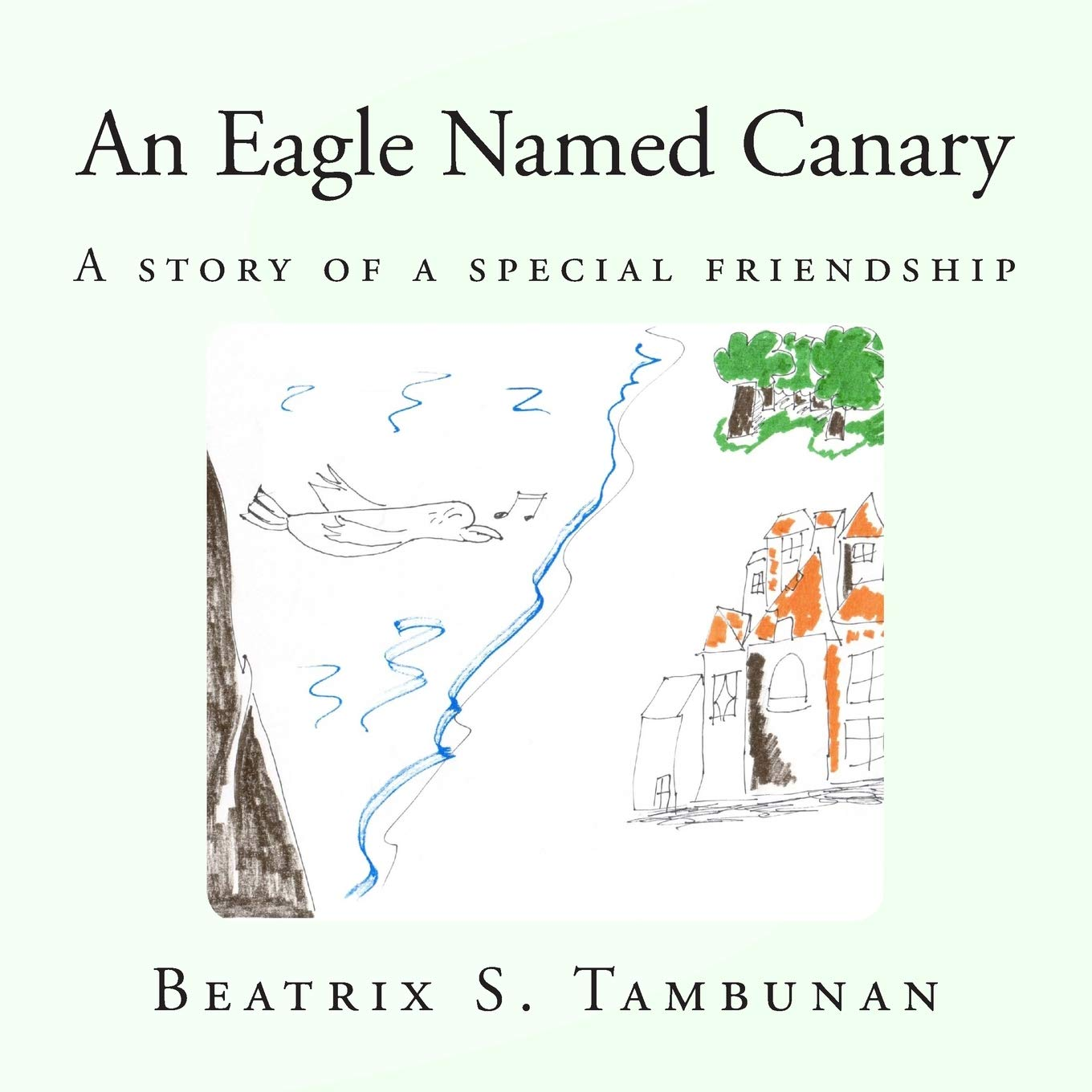 Download An Eagle Named Canary: A Story Of A Special Friendship pdf
