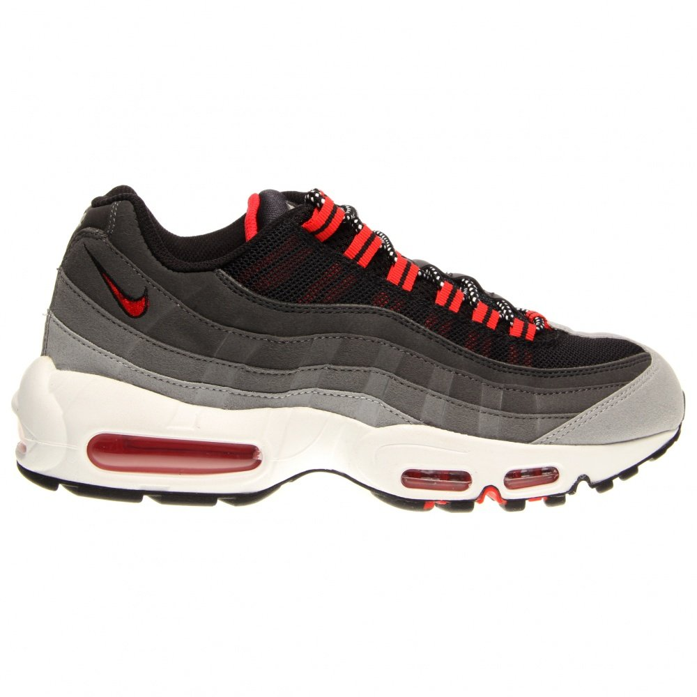 Galleon Nike Air Max 95 Mens Running Shoes 609048 066 Wolf