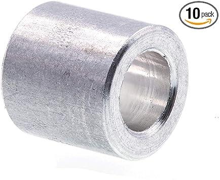 """M3 Threaded Aluminium Spacer 1//4/"""" High ...... Lot of 10"""