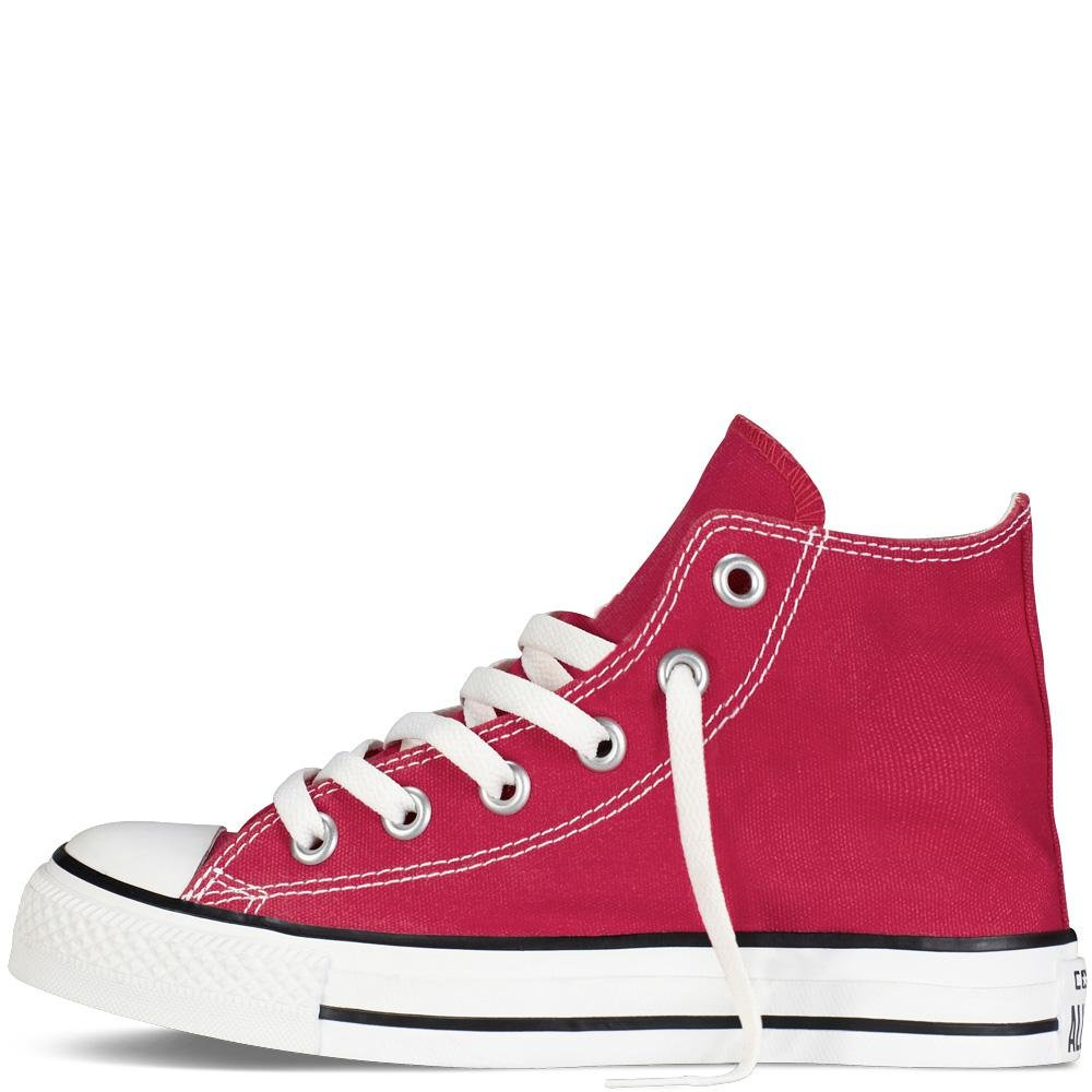 Converse Kids Chuck Taylor Classic Hi Red Sneaker - 10.5 by Converse (Image #8)