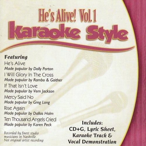 Daywind Karaoke Style: He s Alive (Easter), Vol. 1