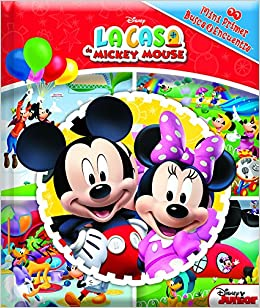 La Casa De Mickey Mouse Mm1lf 9781450856829 Amazon Com Books