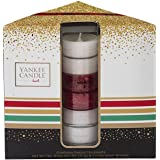 Yankee Candle 12 Tea Light and 1 Tea light Holder Holiday Party Gift Set