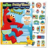 "Best Sesame Street Friends Sticker Books - Sesame Street ""Potty Time"" Potty Training Coloring Review"