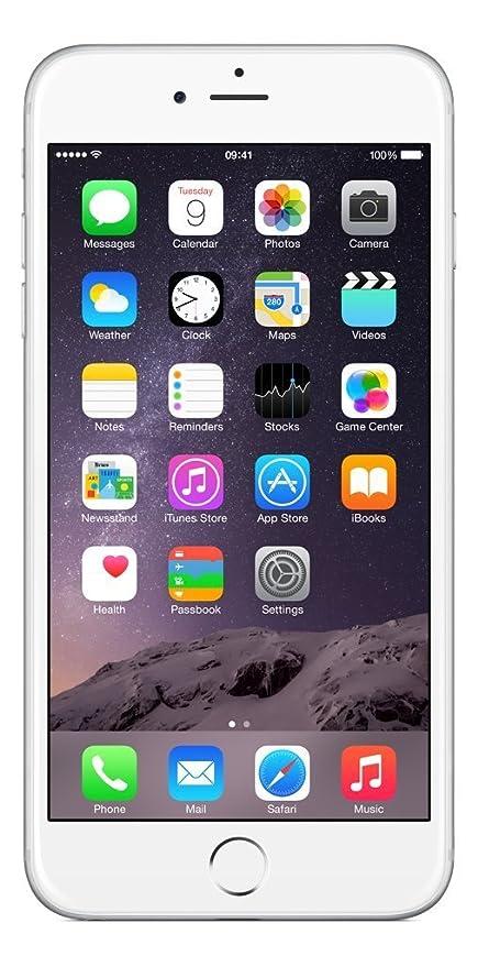 20 opinioni per Apple iPhone 6 Plus Argento 16GB (Ricondizionato)