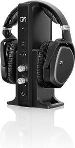 Sennheiser RS195-Universal - Auriculares inalámbricos para televisión digital