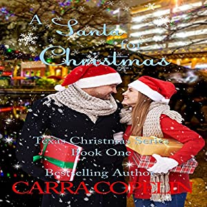 A Santa for Christmas Audiobook