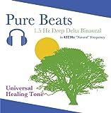 432 Hz Pure Binaural Beat 1.5 Hz Deep Delta