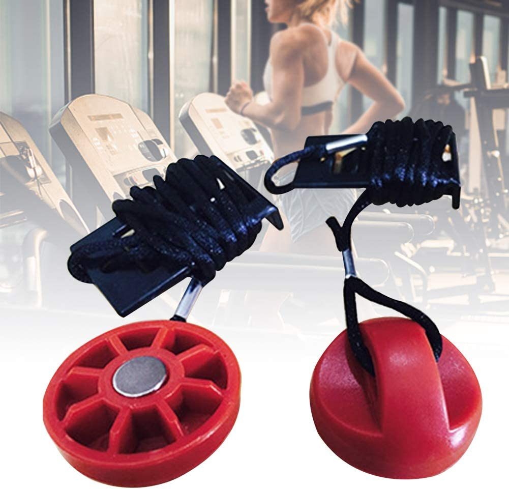 Laufband Magnetic Security Round Switch Lock Fitness Zubeh/ör Universal Magnet Teile Magnet Sicherheitsschl/üssel ljym88 Laufband Sicherheitsschl/üssel