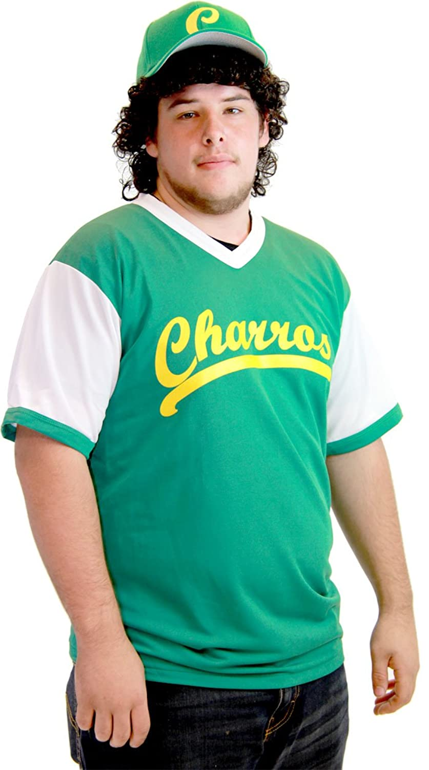 Amazon.com: Eastbound and Down Kenny Powers Charros Adult Costume ...