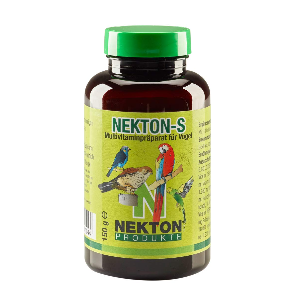 B0002DILTM Nekton-S Multi-Vitamin for Birds 61h6LaVCOsL