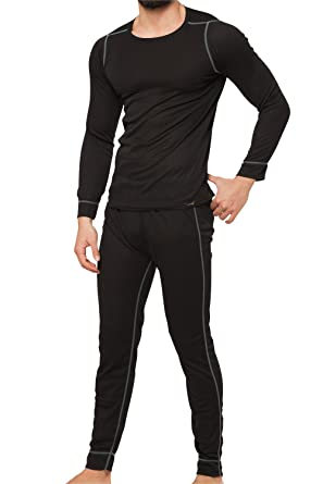 Celodoro Men's CFLEX Quality Ski/Thermal Underwear Set - POLARDRY Technology Top & Bottoms Choice of Colours and Sizes M-XXL