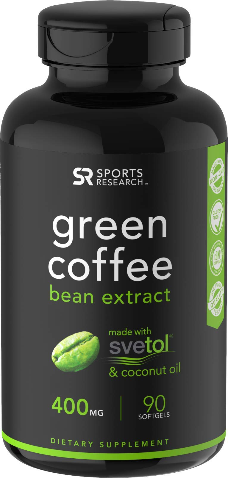Best Rated in Green Coffee Bean Extract Supplements