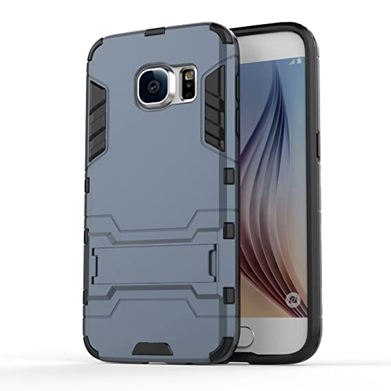 the latest 4b557 78aff Cocomii Iron Man Armor Galaxy S7 Case New [Heavy Duty] Premium Tactical  Grip Kickstand Shockproof Hard Bumper [Military Defender] Full Body Dual  Layer ...