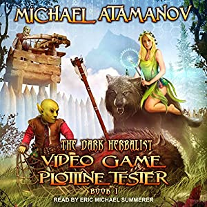 Video Game Plotline Tester Audiobook