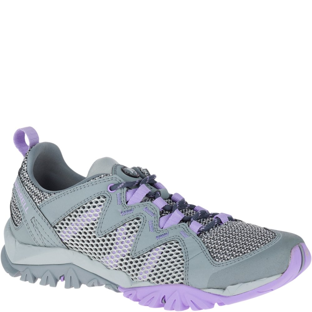 Merrell Women's Tetrex Rapid Crest Water Shoe, Purple Rose, 6 Medium US
