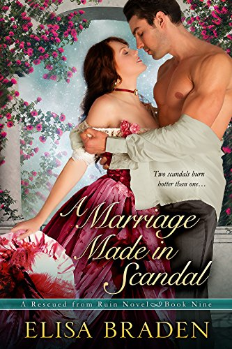 Clothing People Beautiful (A Marriage Made in Scandal (Rescued from Ruin Book 9))