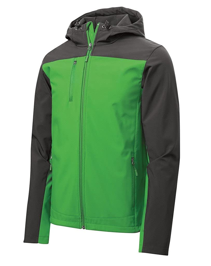 Mens Hooded Core Soft Shell Jacket in Sizes XS-4XL