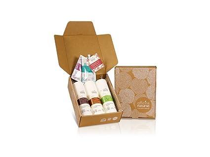 Bagnoschiuma Bio : Gift box via lo stress officina naturae con estratti biologici