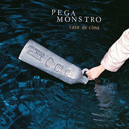 PEGA MONSTRO - Casa De Cima (LP Vinyl)