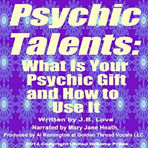 Psychic Talents Audiobook
