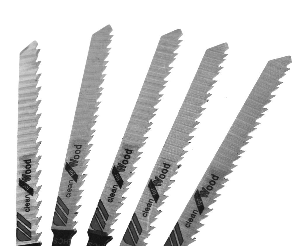 5/x T101BR Stichs/ägebl/ätter 100/mm zum Schneiden von Holz und laminierten Platten
