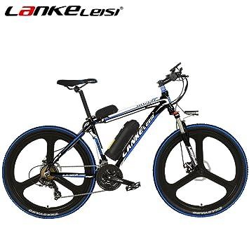Bicicleta eléctrica de 66,04 cm Lankeleisi con configuración avanzada Smart Computer de 8,