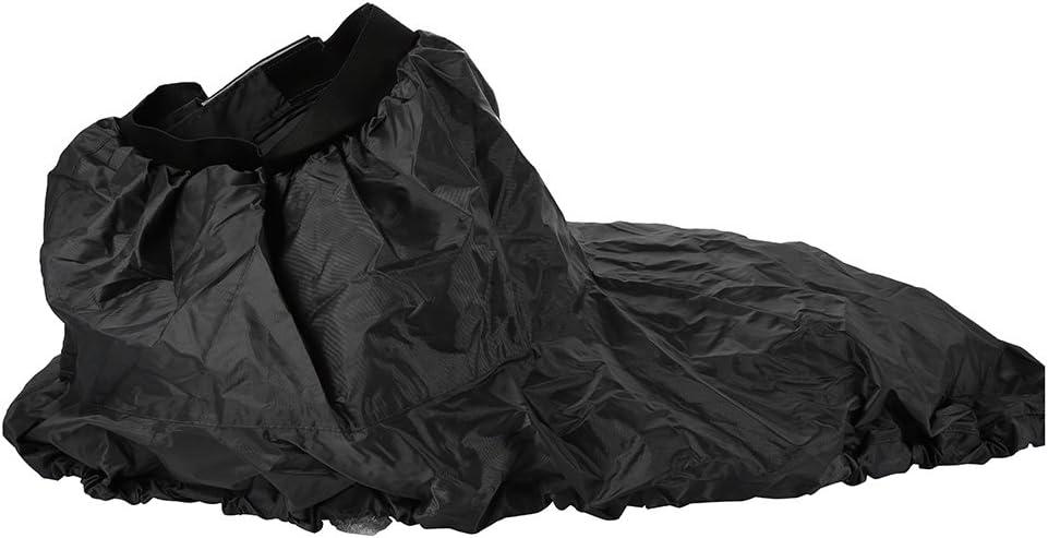 Yosoo Health Gear Kayak Spray Skirt, Universal Kayak Spray Skirt Waterproof Canoe Skirt Cover Accessories for Sit Inside Kayaks