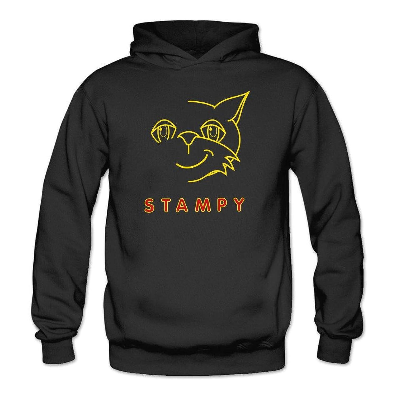 Custom Women s STAMPY Outline Stampylonghead Sweatshirt Pullover Hoodie low- cost 1e283e09b5