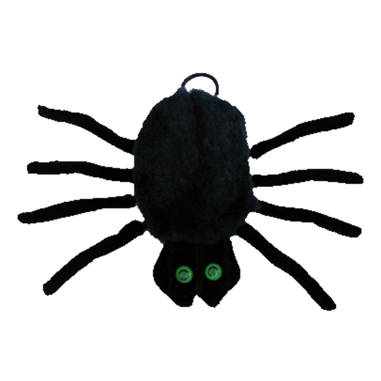 Spassprofi Riesengro/ße Sich bewegende Spinne Scherzartikel Halloween