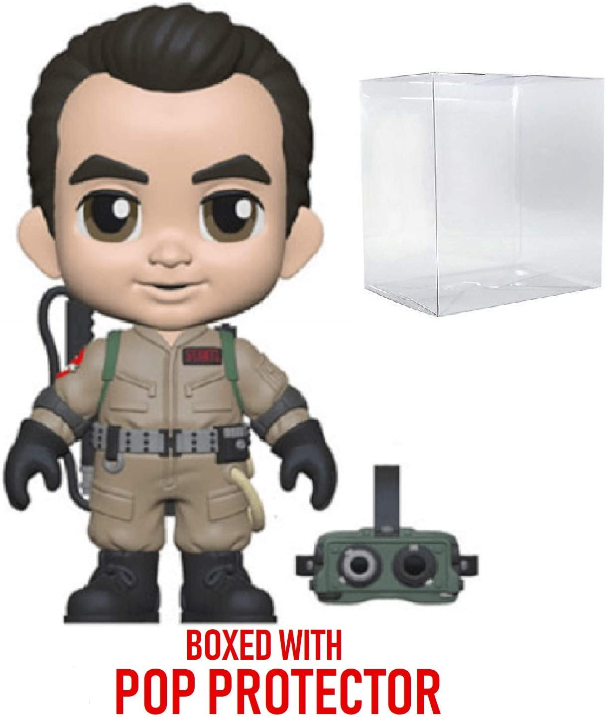 Ghostbusters Raymond Stantz with Ghost Trap Funko POP Dr