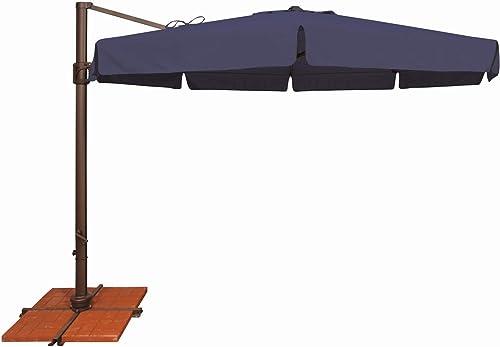 SimplyShade Bali Patio Umbrella in Navy