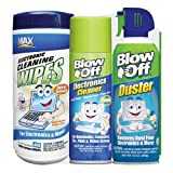 Max Professional™ Blow Off Computer Care Kit #1 #2220