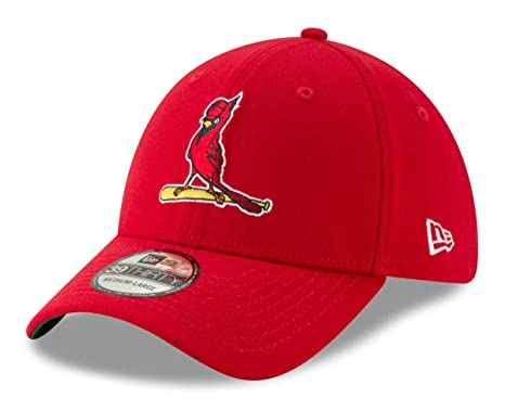 info for 5786c 87a06 Image Unavailable. Image not available for. Color  New Era St. Louis  Cardinals 39THIRTY MLB Cooperstown Logo Pack Flex Fit Hat