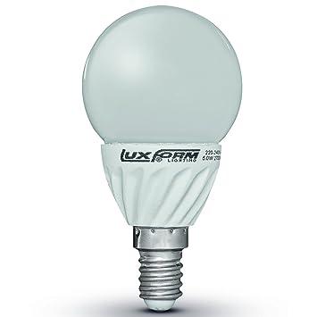 vidaXL Set 4 Bombillas LED Modelo E14 230V 5W G50 (EWW), Marca Luxform: Amazon.es: Hogar