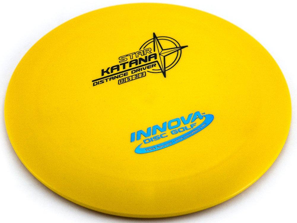 Innova Star Katana Golf Disc 151-159g (Colors May Vary)