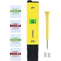 Etekcity pH Medidor de Digital Portátil de Alta