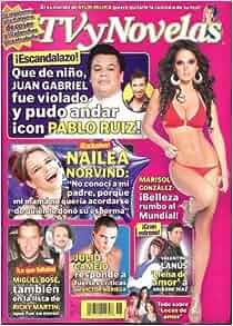 Edition - Marisol Gonzalez: 6 pages + Portada: TV: Amazon.com: Books