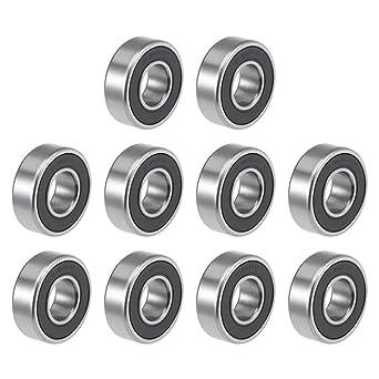 """1622-2RS C3 Sealed Premium Ball Bearing 9//16/""""x1 3//8/""""x7//16/"""""""