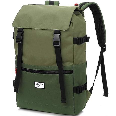 a937b7e8d641f Wasserdicht Wanderrucksack - Laptop-Rucksack 15.6 Zoll Herren Damen -  Studenten Schulrucksack Daypacks Backpack mit