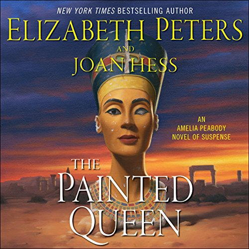 The Painted Queen: An Amelia Peabody Novel of Suspense Audiobook [Free Download by Trial] thumbnail