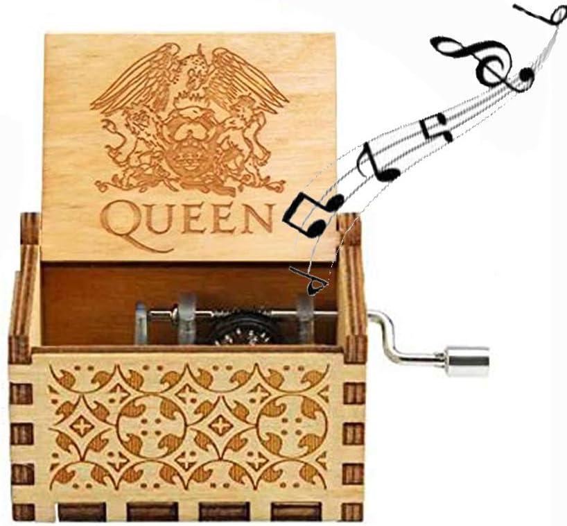 caja de música romantica