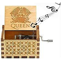 Funmo Caja de música de Madera, Queen Pure