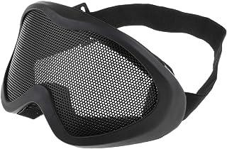 IPOTCH Occhiali da Ciclismo Multifunzionali per Protezione degli Occhi, Regolabile, Antivento