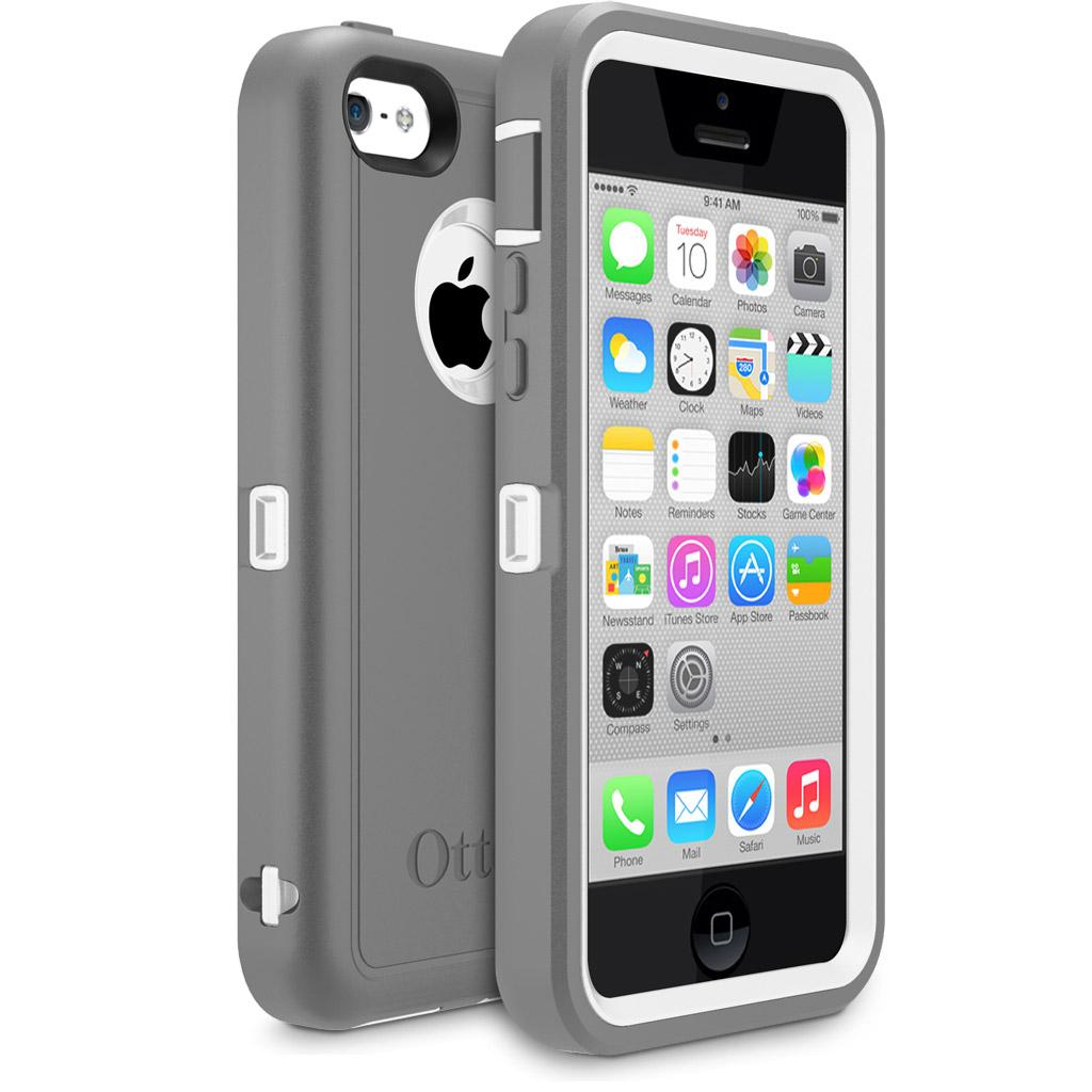 otterbox iphone 5c defender otterbox defender series and holster for iphone 5c 15817
