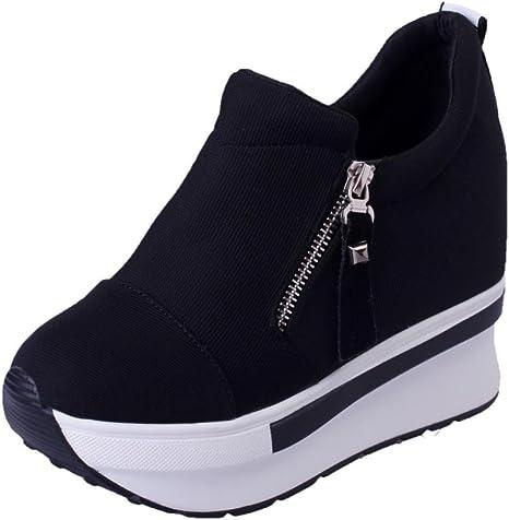Liquidación! Cubre Covermason Botas Zapatos de plataforma Slip On ...