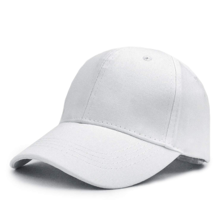 Childrens Kids Boys Girls Character Adjustable Baseball Caps Hats 54cm, Disney Princess