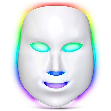 Not led light facial