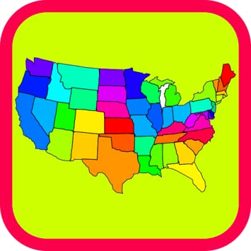 image relating to State Capitals Quiz Printable Multiple Choice referred to as U.S. Region Capitals!!! Find out the Money of Just about every of the 50 United Claims of The usa! Suitable United states of america Geography Online games Quiz Cellular Trivia Application, Free of charge and