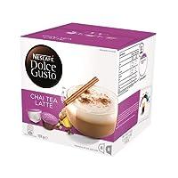 NESCAFÉ Dolce Gusto Chai Tea Latte, 16 Capsules (159.2g)